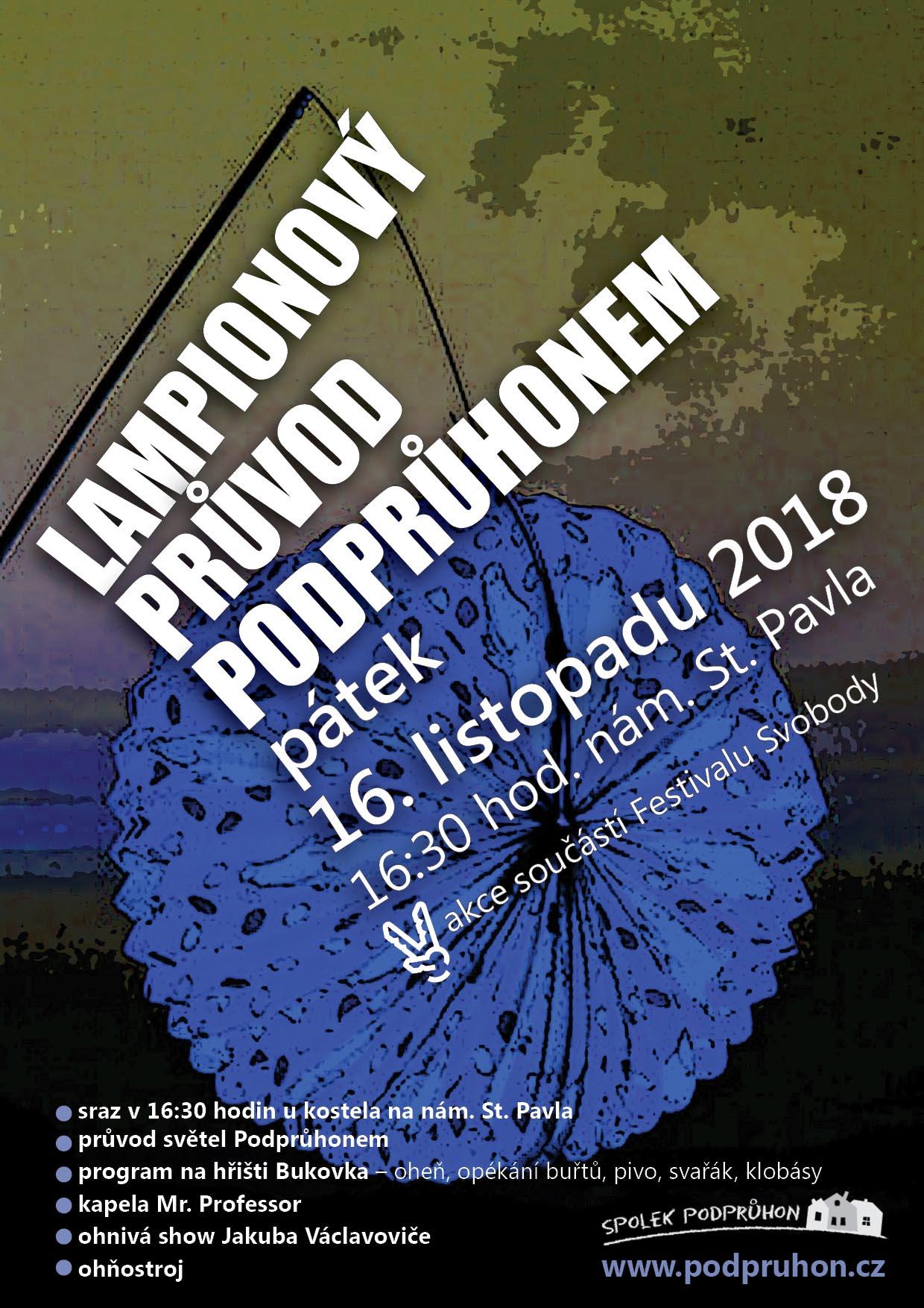 Lampiónový průvod
