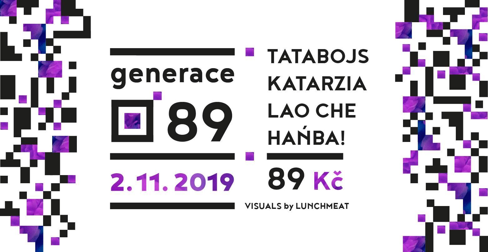 Generace 89