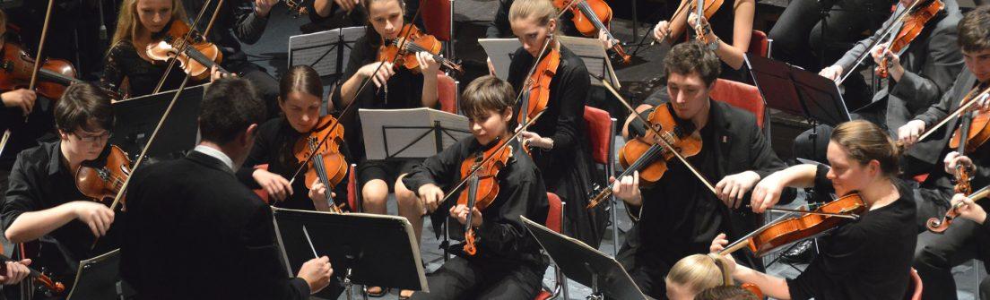 Orchestrální koncert ZUŠ Jihlava