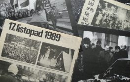 Listopad 1989 ve Slaném