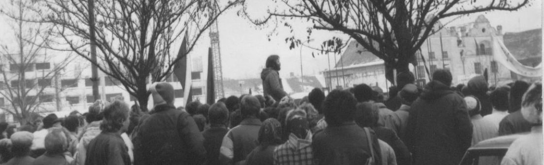 30. výročí sametové revoluce v Soběslavi