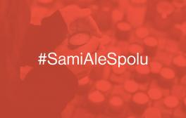 Oslavme 17. listopad #samialespolu