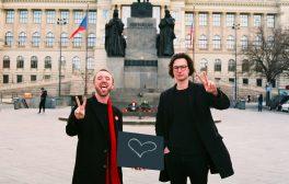 Oliver McGillick,Martin Šolc, Praha - Koncert pro budoucnost