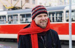 Jakub Otčenášek, Praha - Sametové posvícení